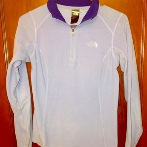 The North Face 1/4 Zip Pullover Sweater